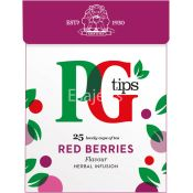PG Tips Red Berries Tea Bags
