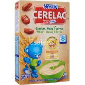 Nestle Wheat Honey Dates Baby Cereal