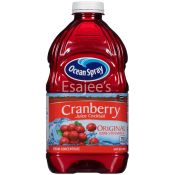 Ocean Spray Juice Bottle 100% Cranberry Original