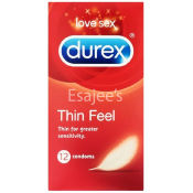 Durex Thin Feel Condoms - Pack of 12