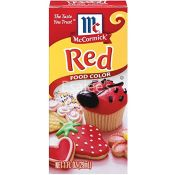 McCormick Red Food Colour