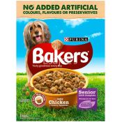 Bakers Senior With Chicken Dog Food