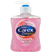 Carex Strawberry Laces Handwash