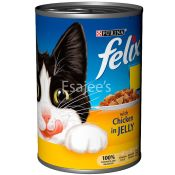 Purina Felix with Chicken in Jelly Cat Food