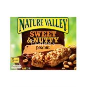 Nature Valley  Sweet & Nutty Nut Granola Bars Peaunt
