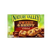 Nature Valley Sweet & Nutty Almond Bars