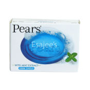 Pears Soap with Mint Extract Germ Shield