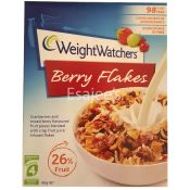 Weight Watchers  Berry Flakes