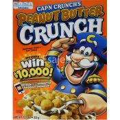 Capn Crunch Peanut Butter Cereal