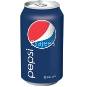 Pepsi Canned Drink