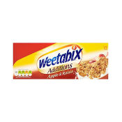 Weetabix Apple & Raisin Cereal