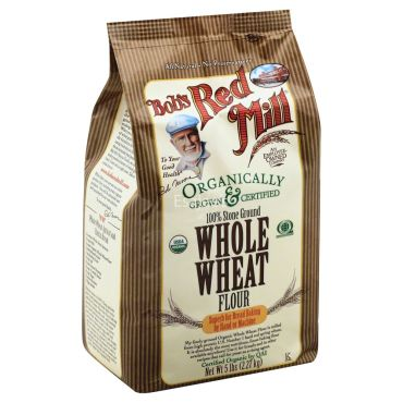 Bob's Red Mill  Organic Whole Wheat Flour