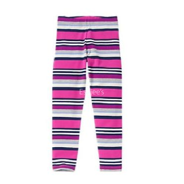 Gymboree Girl Leggings Striped Multi Color