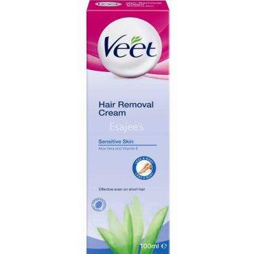 Veet Sensitive Skin Hair Removal Cream