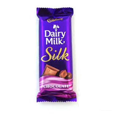 Cadbury Dairy Milk Silk Chocolate 150g