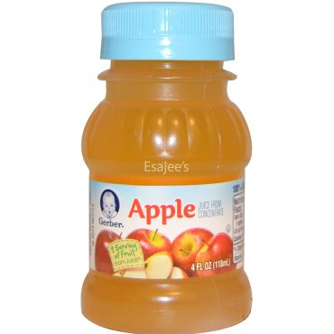 Gerber Apple Baby juice