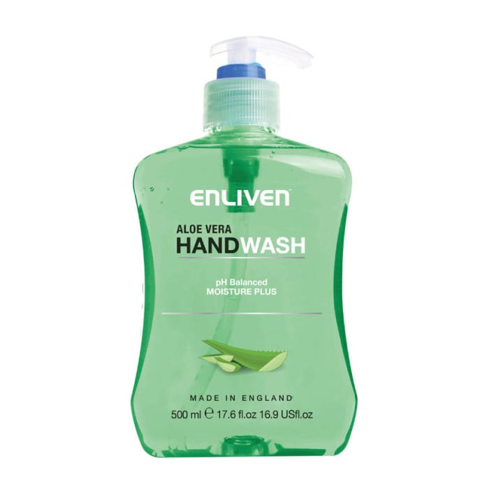 Enliven Anti-Bacterial Hand Wash Aloevera