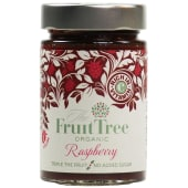 Fruit Tree  Jams Organic Raspberry