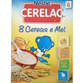 Nestle 8 Cereals & Honey