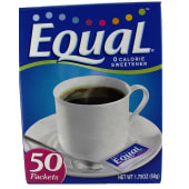 Equal Sweetener Packets