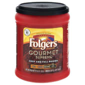 Folgers Ground Gourmet Supreme Coffee