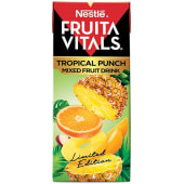 Nestle Tropical Punch Juice 200ml