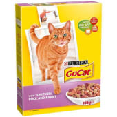 Purina Go Cat With Chicken Duck Cat Food