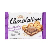 Valor Chocolatium Milk Chocolate