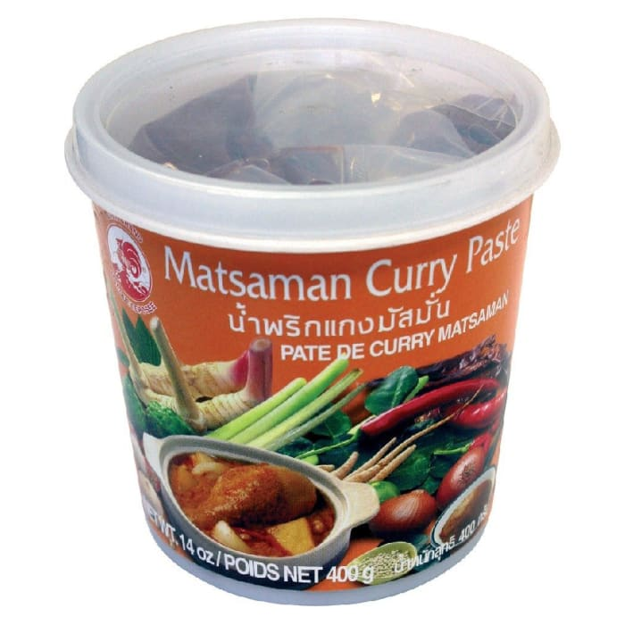 Cock Matsaman Curry Paste