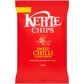 Kettle Chips Sweet Chilli and Sour Cream Flavour
