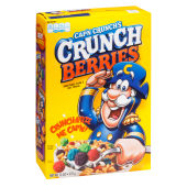 Capn Crunch Cereal Crunch Berries