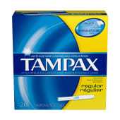 Tampax Cardboard Applicator Tampons-Regular Absorbency