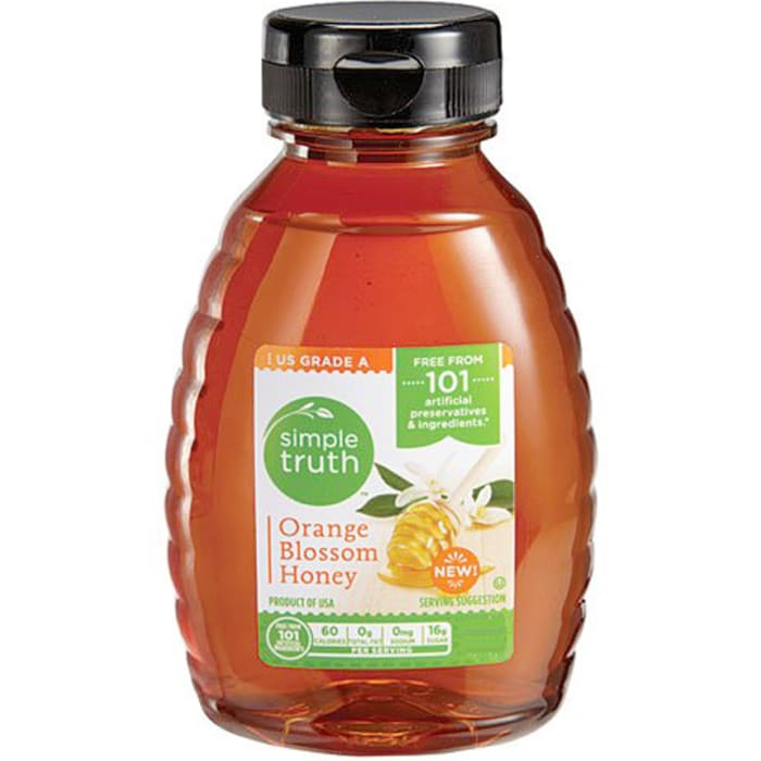 Simple Truth Organic Blossom Honey 354g