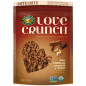 Natures Path Cereal Granola Dark Chocolate Cinnamon 326g