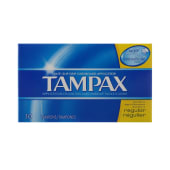 Tampax Tampons Blue Box Regular