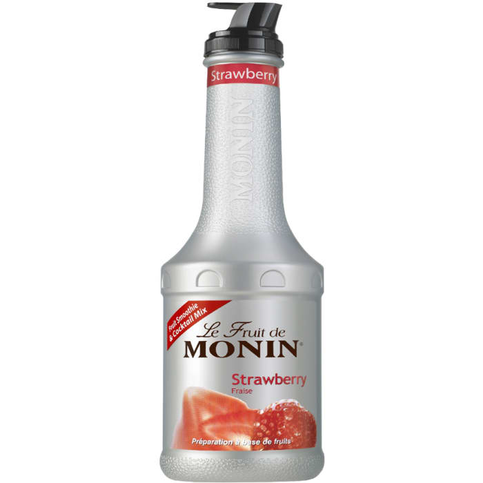 Monin Fruit Puree Strawberry