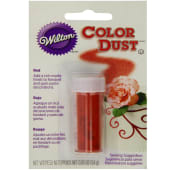 Wilton Red Color Dust