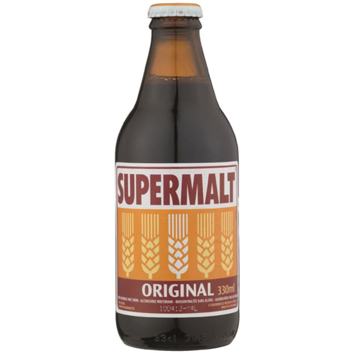 Supermalt Drink Less Sugar