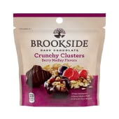 Brookside Dark Chocolate Crunchy Clusters 70g