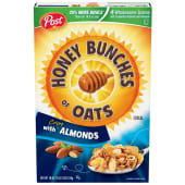 Post Honey Bunches of Oats with Almonds 510g