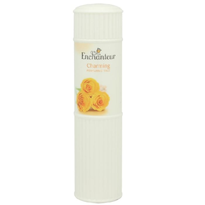 Enchanteur Perfumed Talc Charming