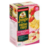 Jungle  Cereals Oat So Easy Strawberry & Yoghurt