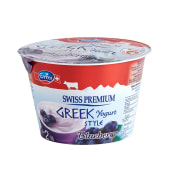 Emmi Greek Style Blueberry Yogurt