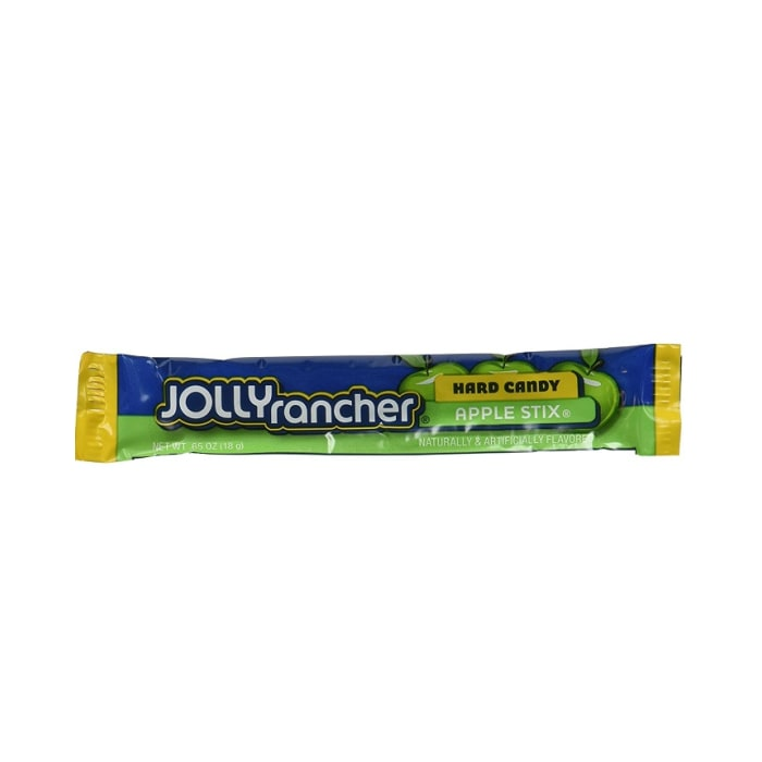 Jolly Rancher Hard Candy Apple Stix