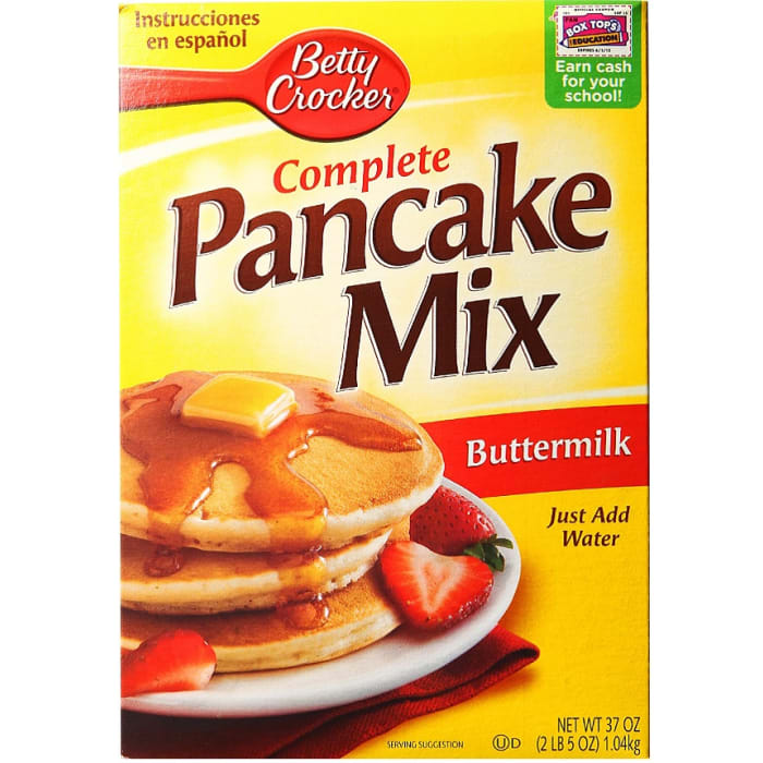 Betty Crocker Complete Buttermilk Pancake Mix