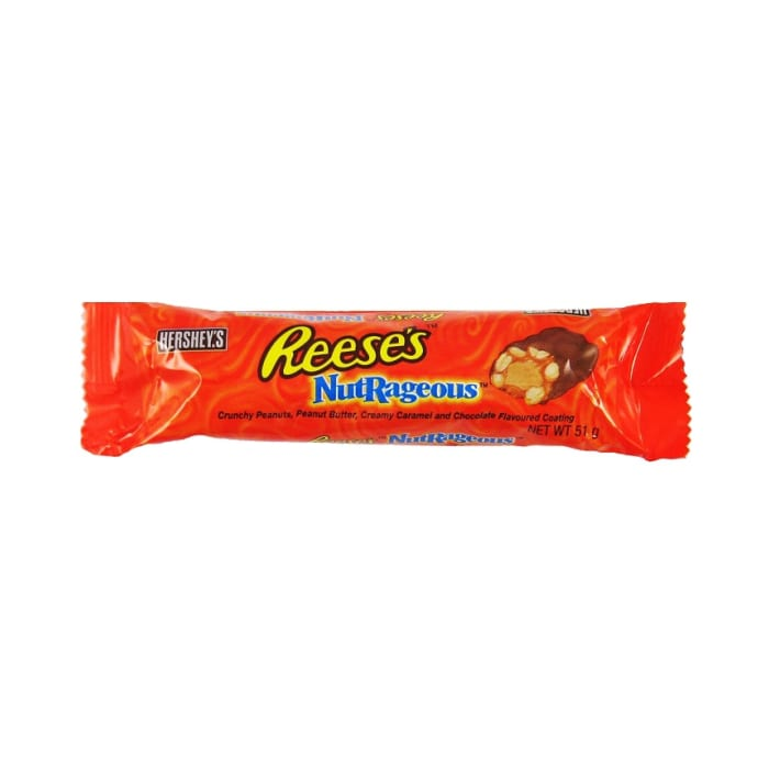 Hershey's Reeses Nutrageous Bar