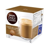 Nescafe Dolce Gusto Coffee Capsule Cafe Au Lait 160g