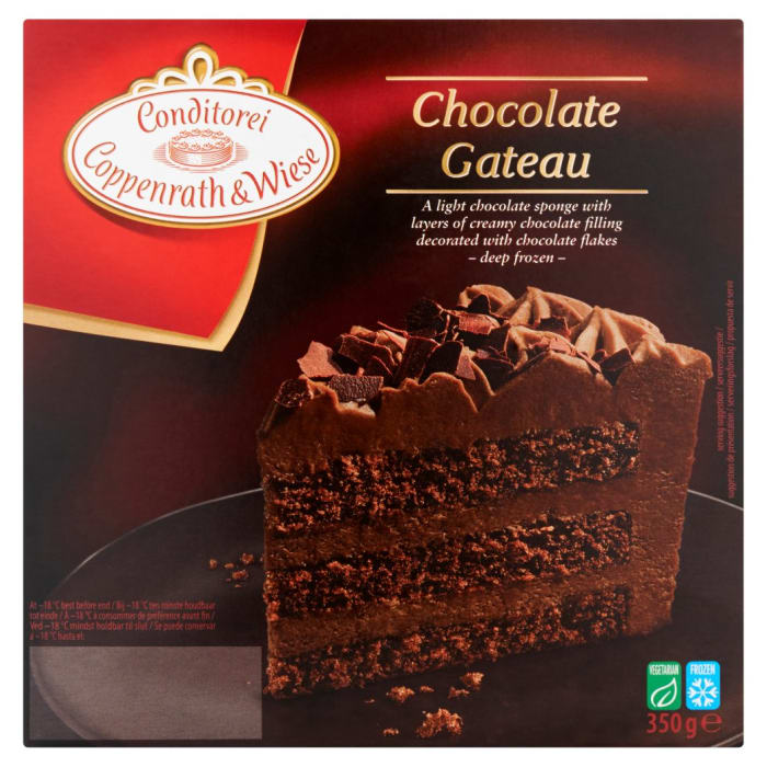 Conditorei Coppenrath & Wiese Chocolate Gateau