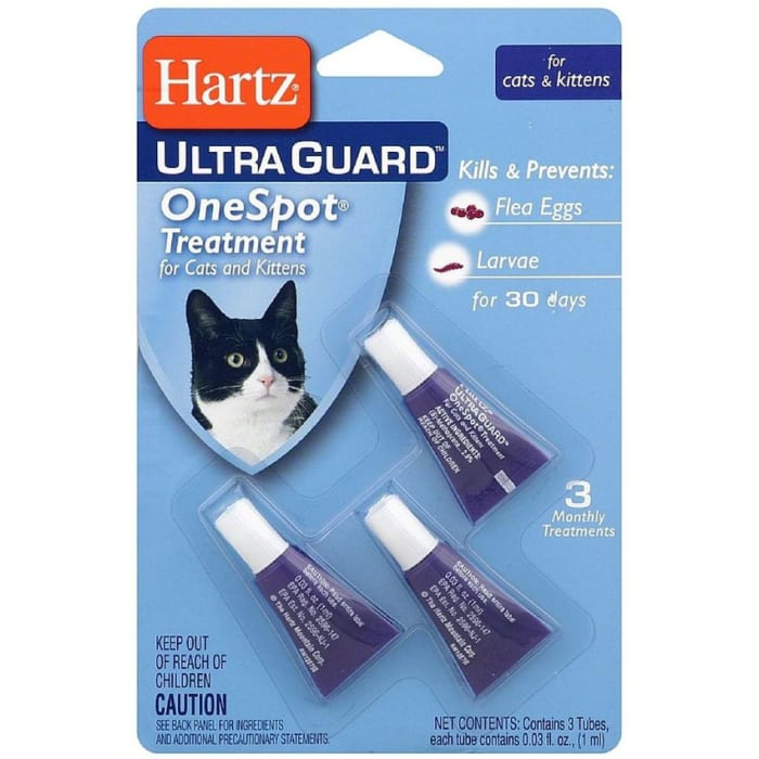 Hartz One Spot Treatment For Cats And Kittens