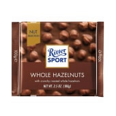 Ritter Sport Whole Hazelnuts Chocolate